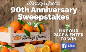 Harevey's Groves — Facebook Sweepstakes