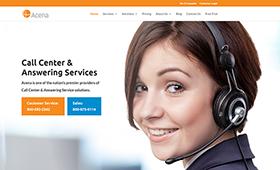 Acena – Web Design