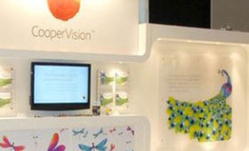 Coopervision — Trade Show Materials