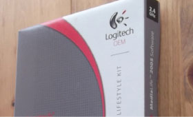 Logitech — Digital Lifestyle Kit