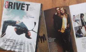 Levi's Rivet Magazine — Print