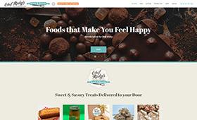 ShopChefRicky.com — Web Design